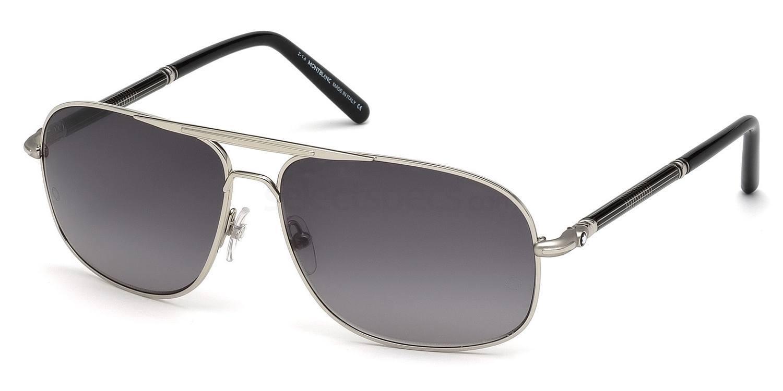 16B MB513S Sunglasses, Mont Blanc