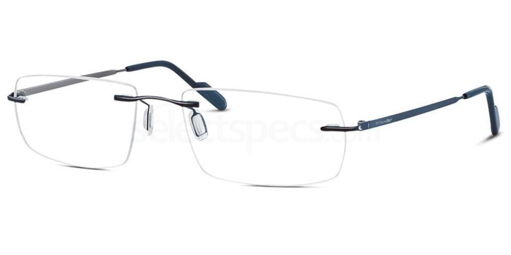 70 823007 Glasses, TITANflex by Eschenbach
