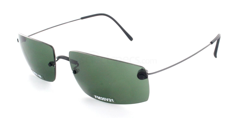 31 Minima Sport-1 Ionized FM35 Sunglasses, MINIMA
