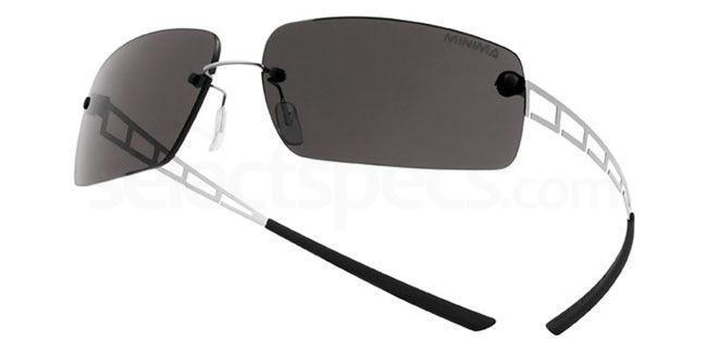 087 Minima Sport-8 FM 29 (color lens 32P) Polarized Sunglasses, MINIMA