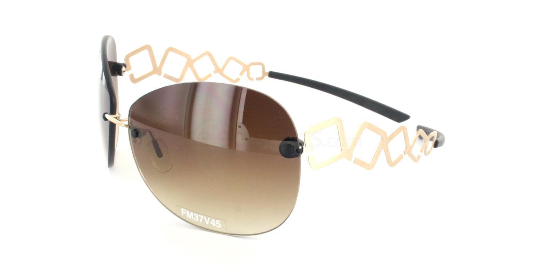 088 Minima Sport-9 FM 37 (color lens 45) Sunglasses, MINIMA