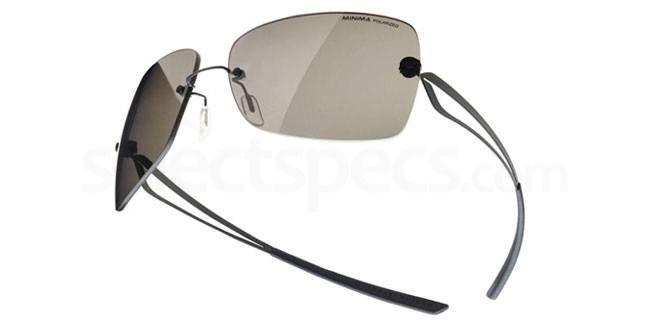 140 Minima Sport-11 FM 39 (color lens 32P) Polarized Sunglasses, MINIMA