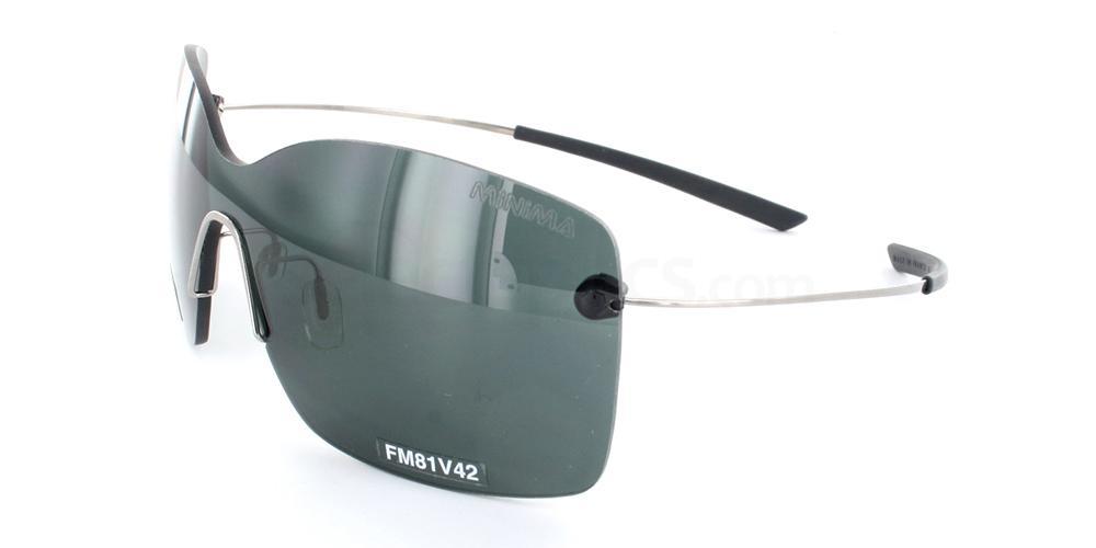 42 Minima Visionair-1 FM 81 Sunglasses, MINIMA