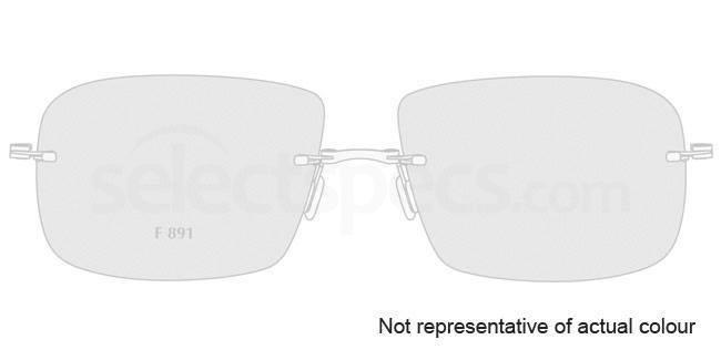 033 Minima Pocket Gold 24 carats FM 891 (color lens 48) Sunglasses, MINIMA