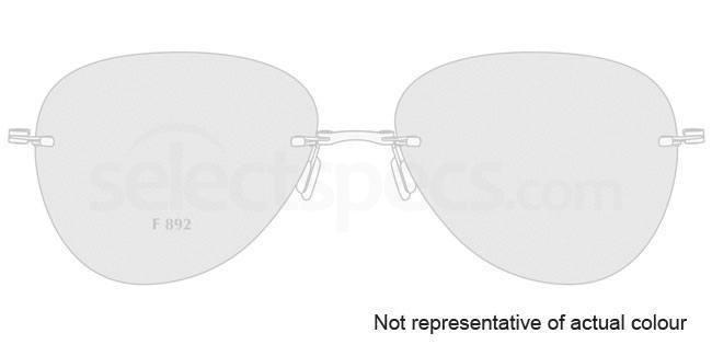 033 Minima Pocket Gold 24 carats FM 892 (color lens 48) Sunglasses, MINIMA