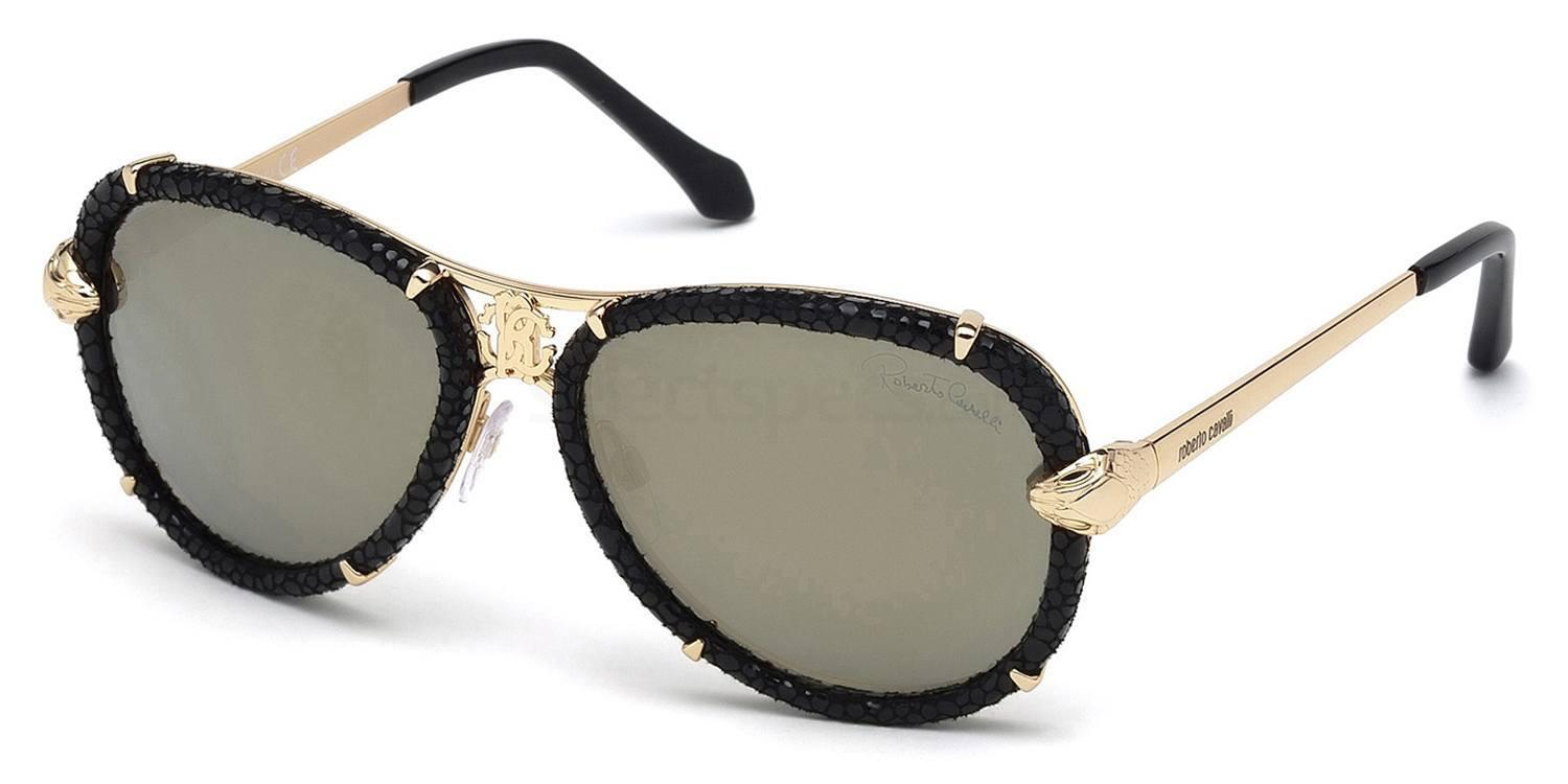 cavalli sunglasses aviator