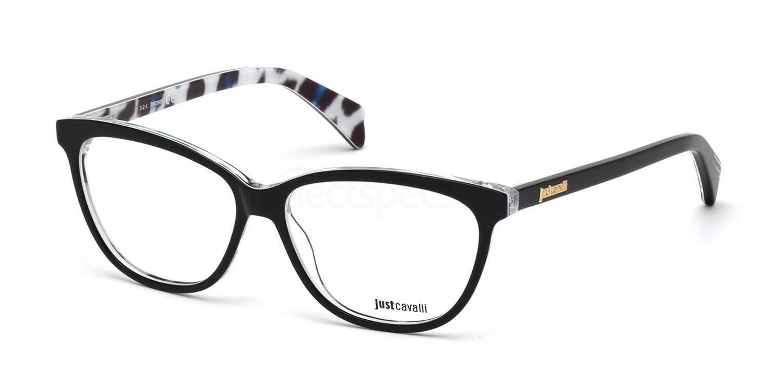 005 JC0693 Glasses, Just Cavalli