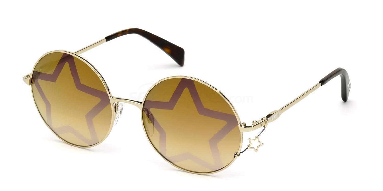 28G JC722S Sunglasses, Just Cavalli
