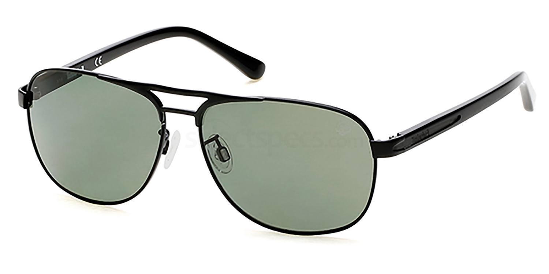 02R TB9100 Sunglasses, Timberland