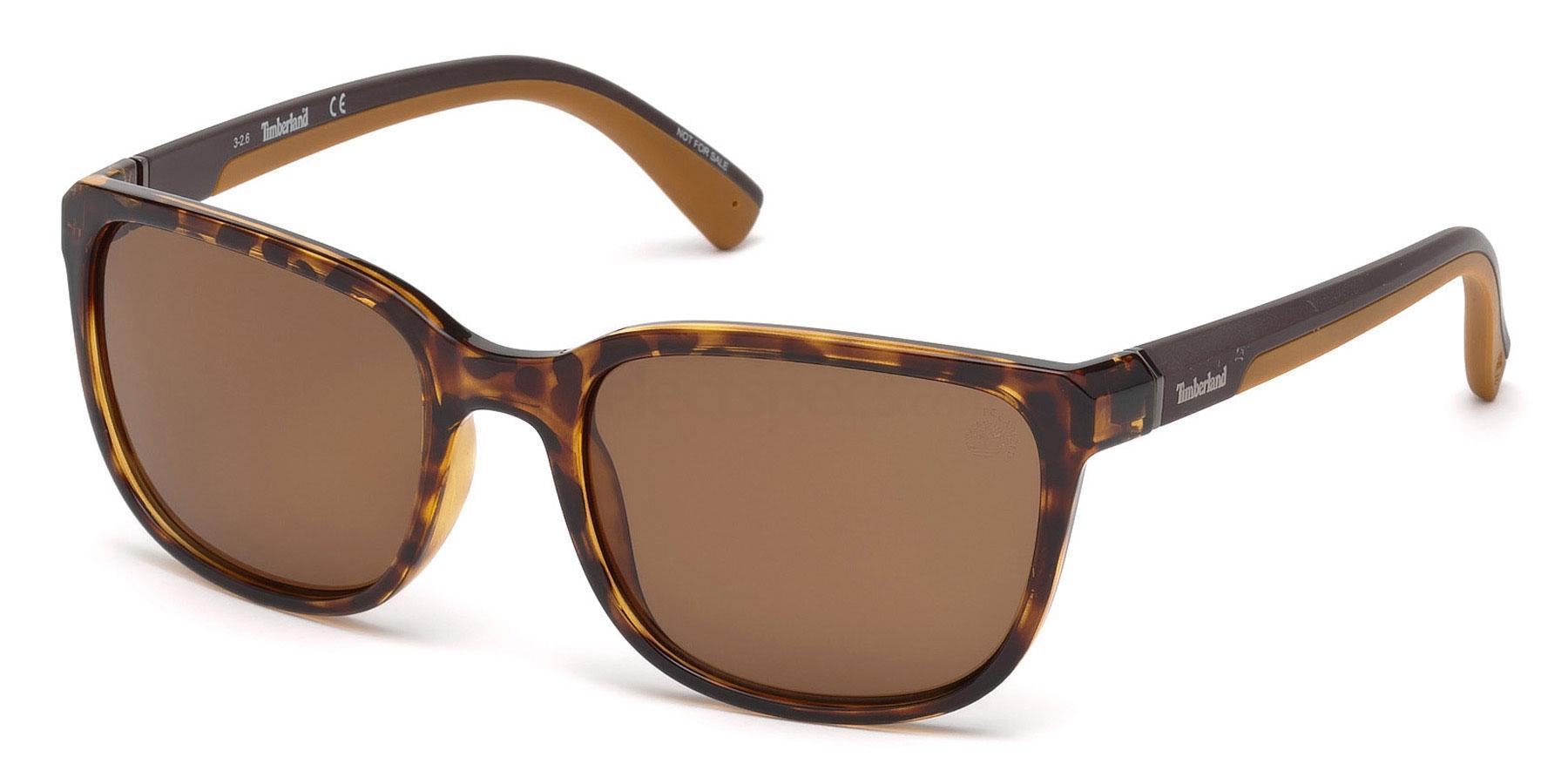 52H TB9116 Sunglasses, Timberland