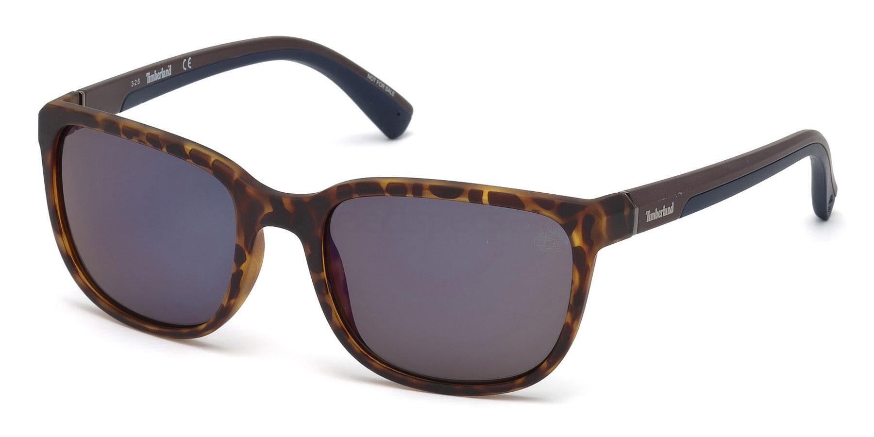 56D TB9116 Sunglasses, Timberland