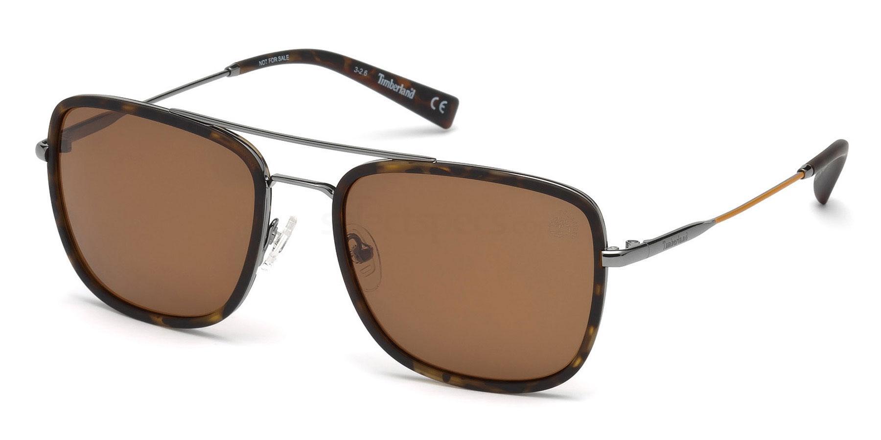 56H TB9119 Sunglasses, Timberland