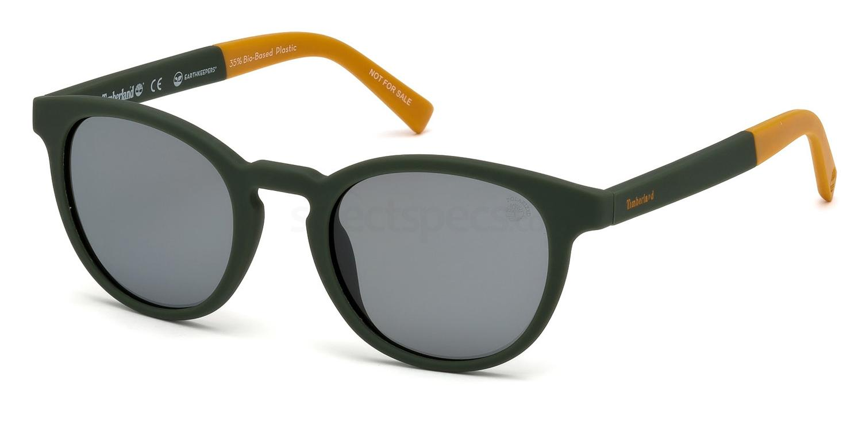97D TB9128 Sunglasses, Timberland