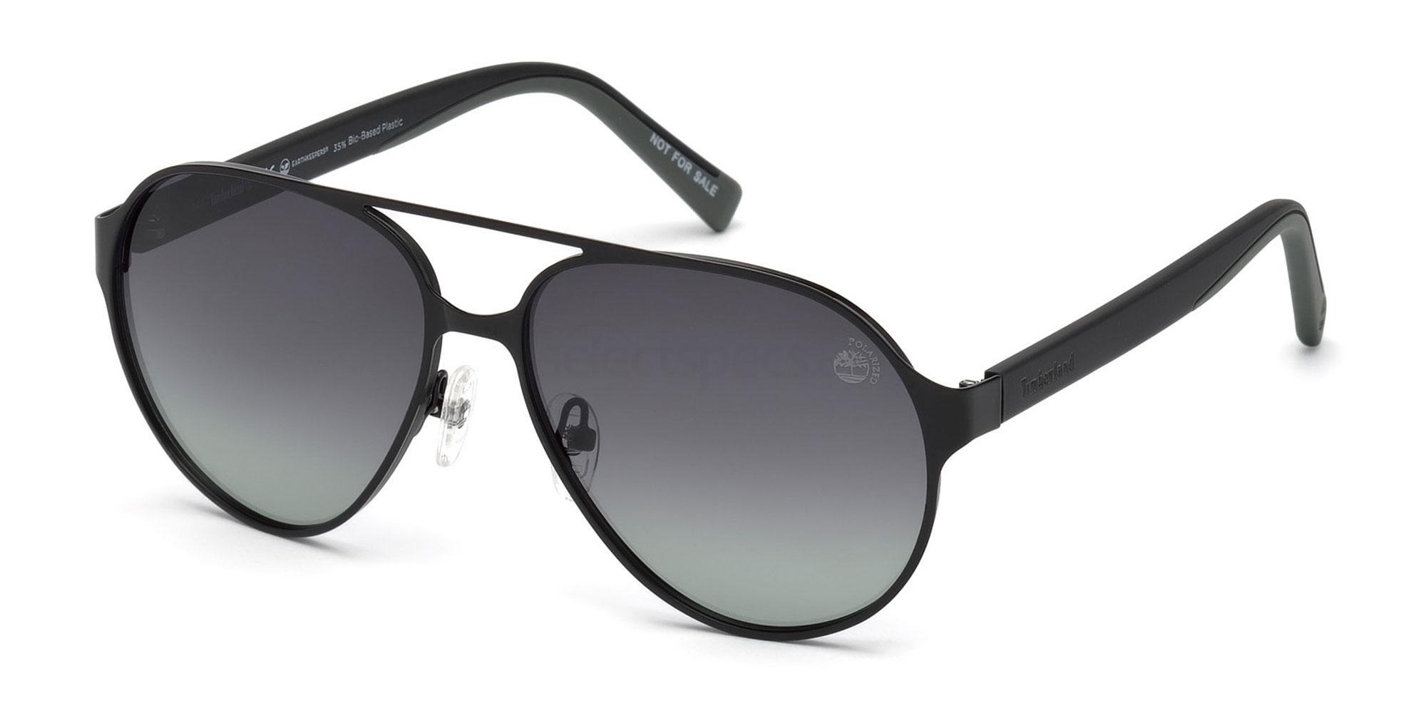 02D TB9145 Sunglasses, Timberland