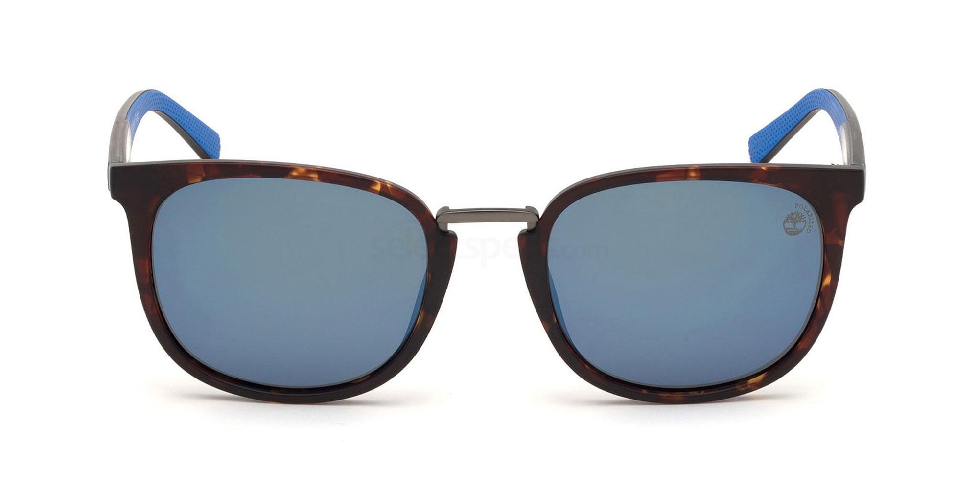 52D TB9175 Sunglasses, Timberland
