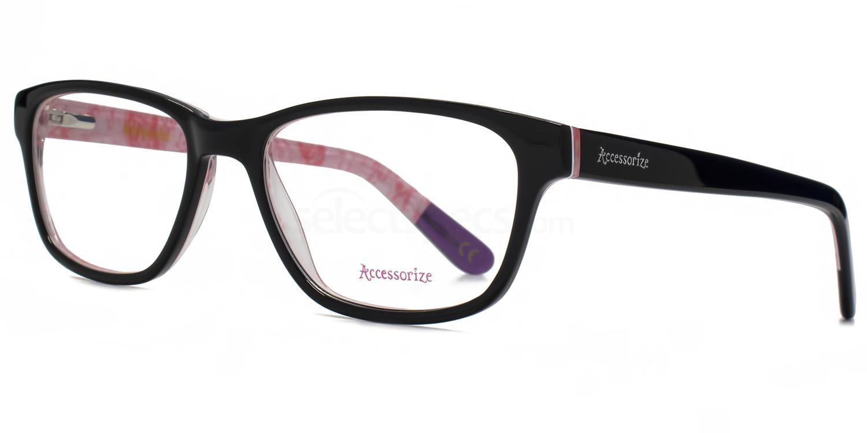 BLK ACS002 Glasses, Accessorize