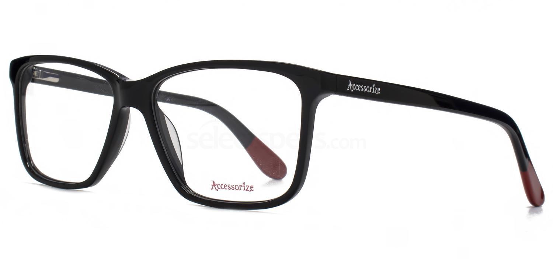 BLK ACS009 Glasses, Accessorize