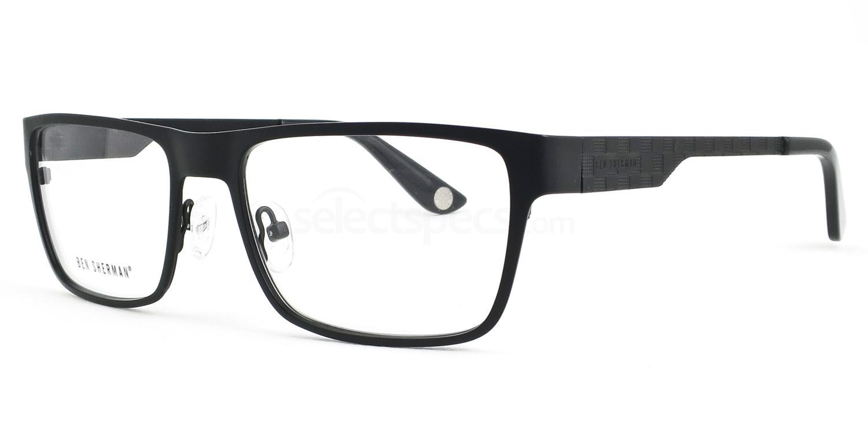 BLK BENO007 - Sid Glasses, Ben Sherman