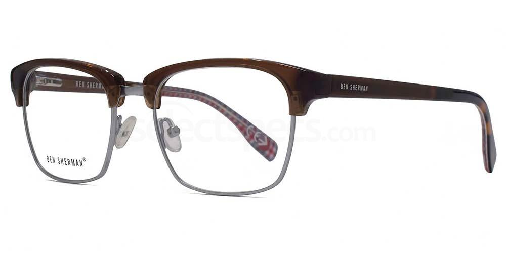 GUN BENO012 - Westbourne Glasses, Ben Sherman