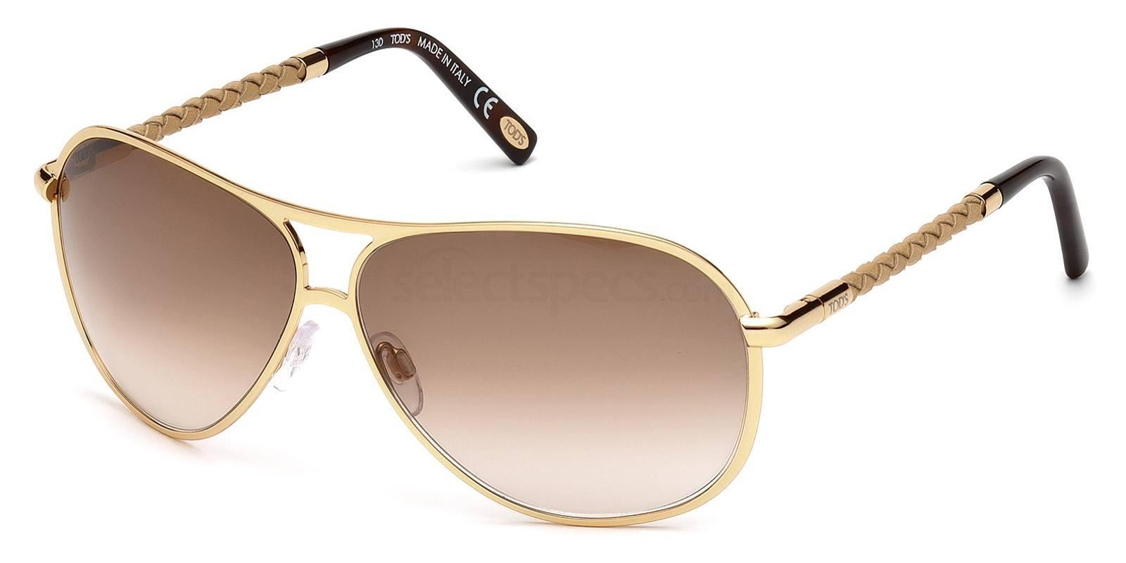 28F TO0008 Sunglasses, TODS