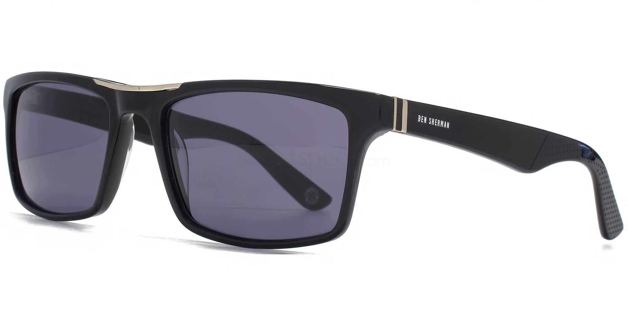 BLK BENP001 - JACK Sunglasses, Ben Sherman