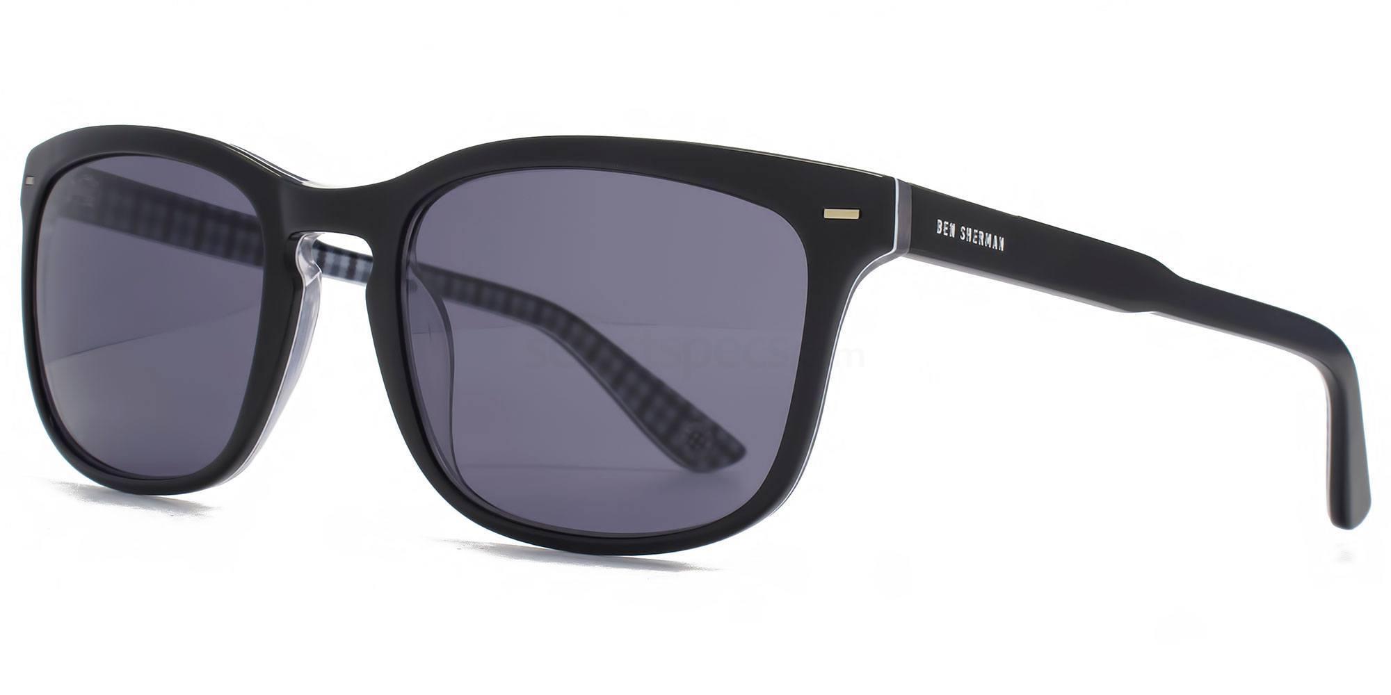BLK BENP002 - PETER Sunglasses, Ben Sherman