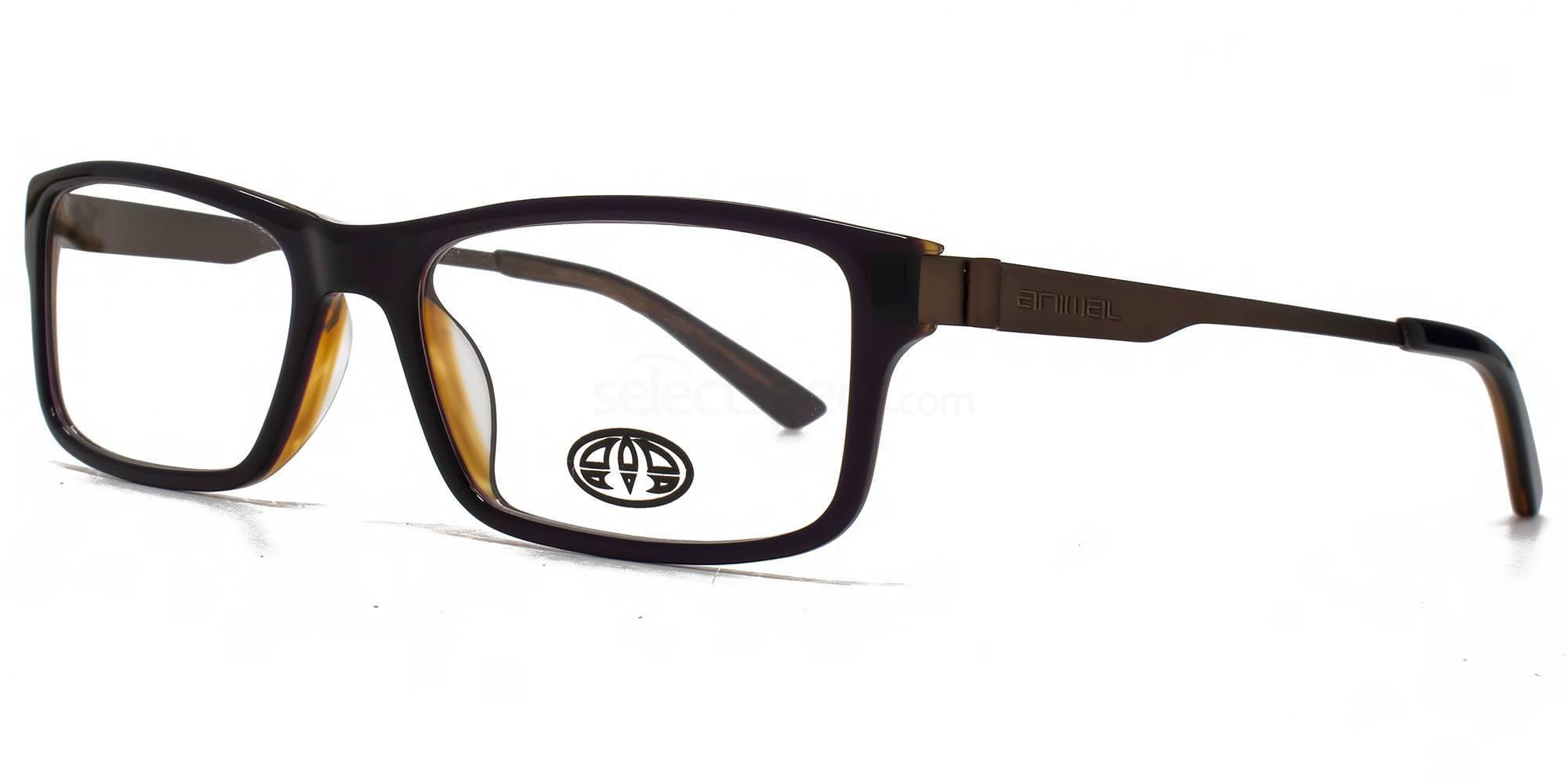 BRN ANIS001 - SAMSON Glasses, Animal