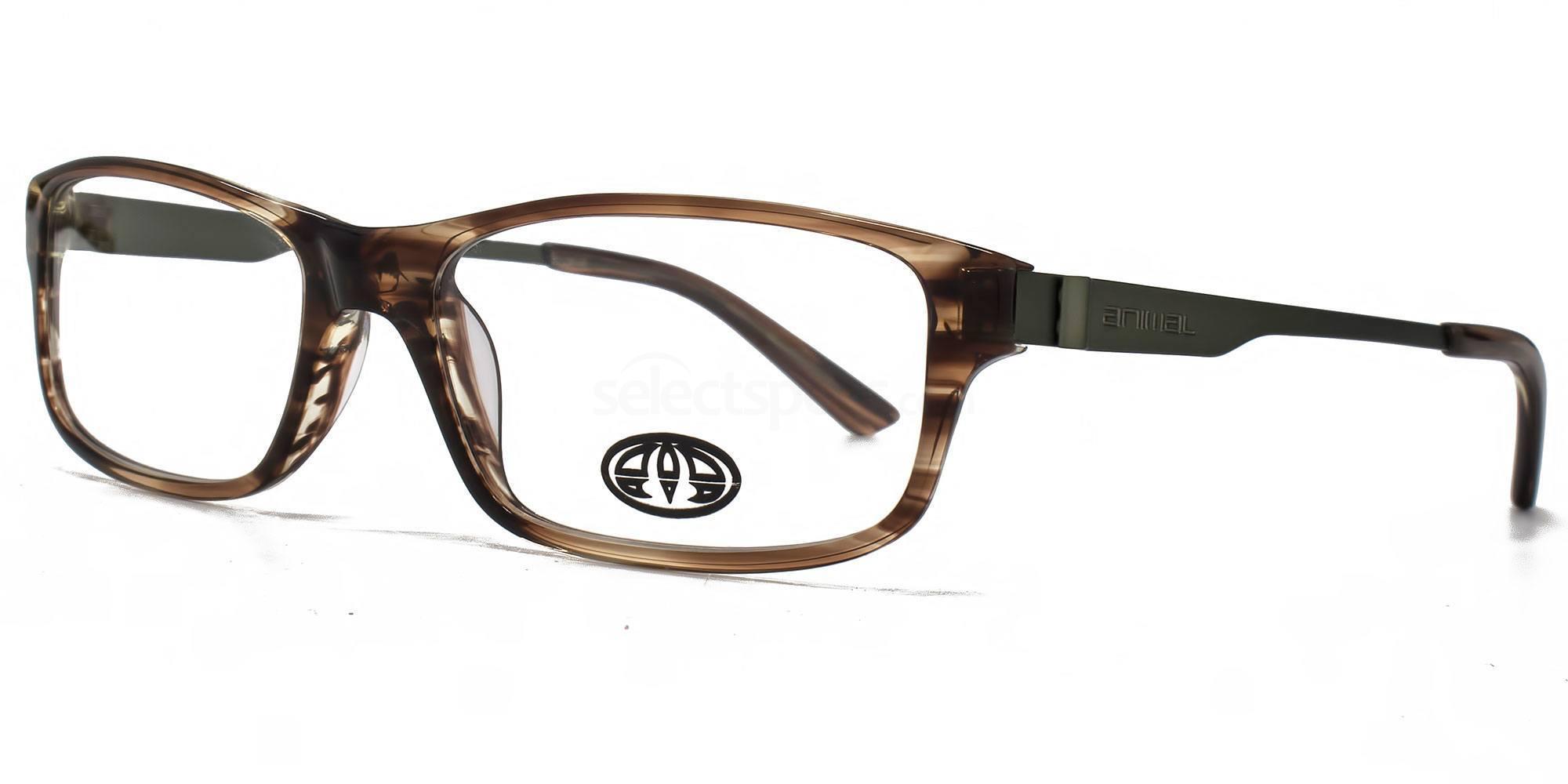 BRN ANIS003 - STOKES Glasses, Animal