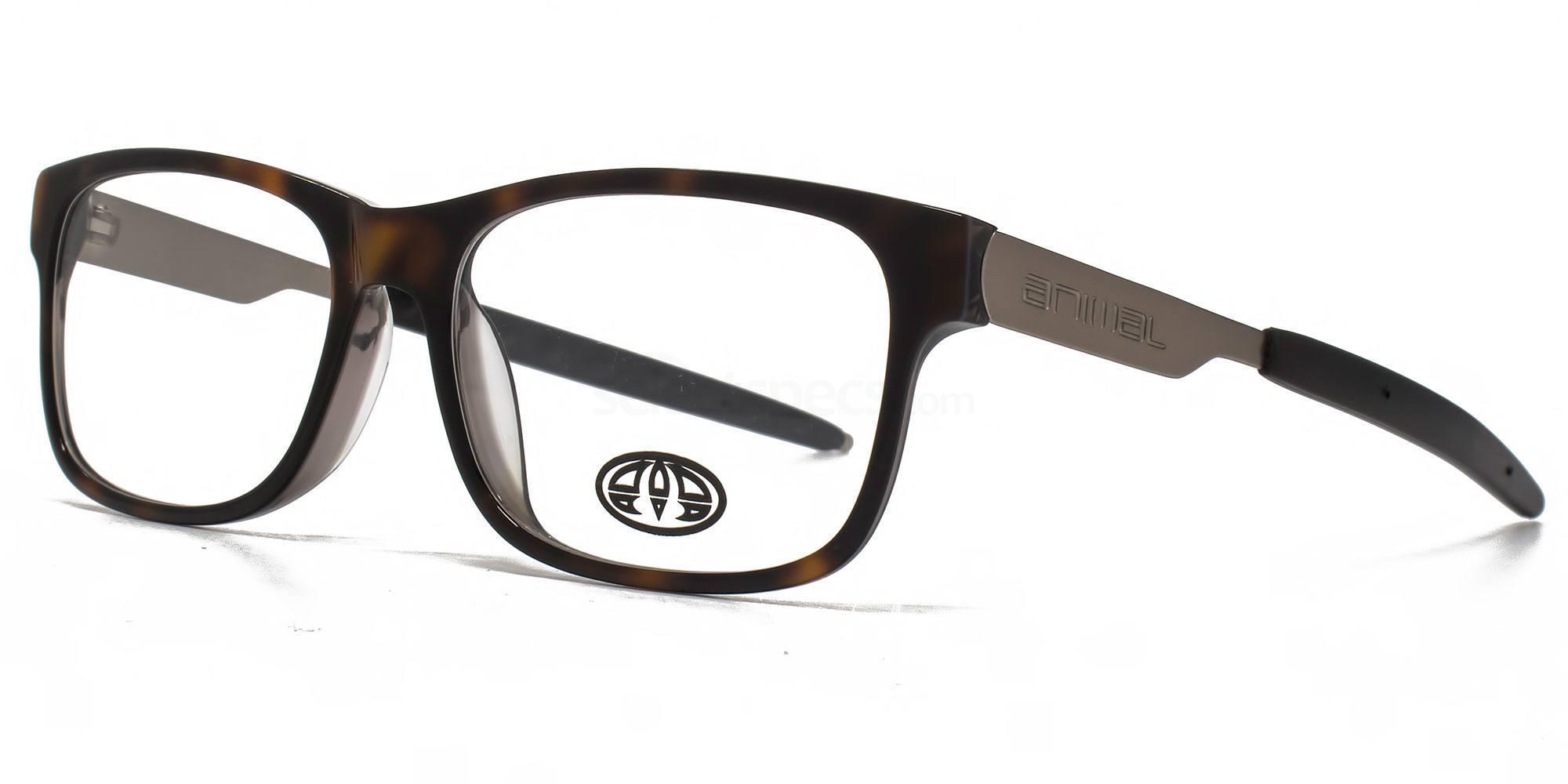 BRN ANIS008 - HARISS Glasses, Animal