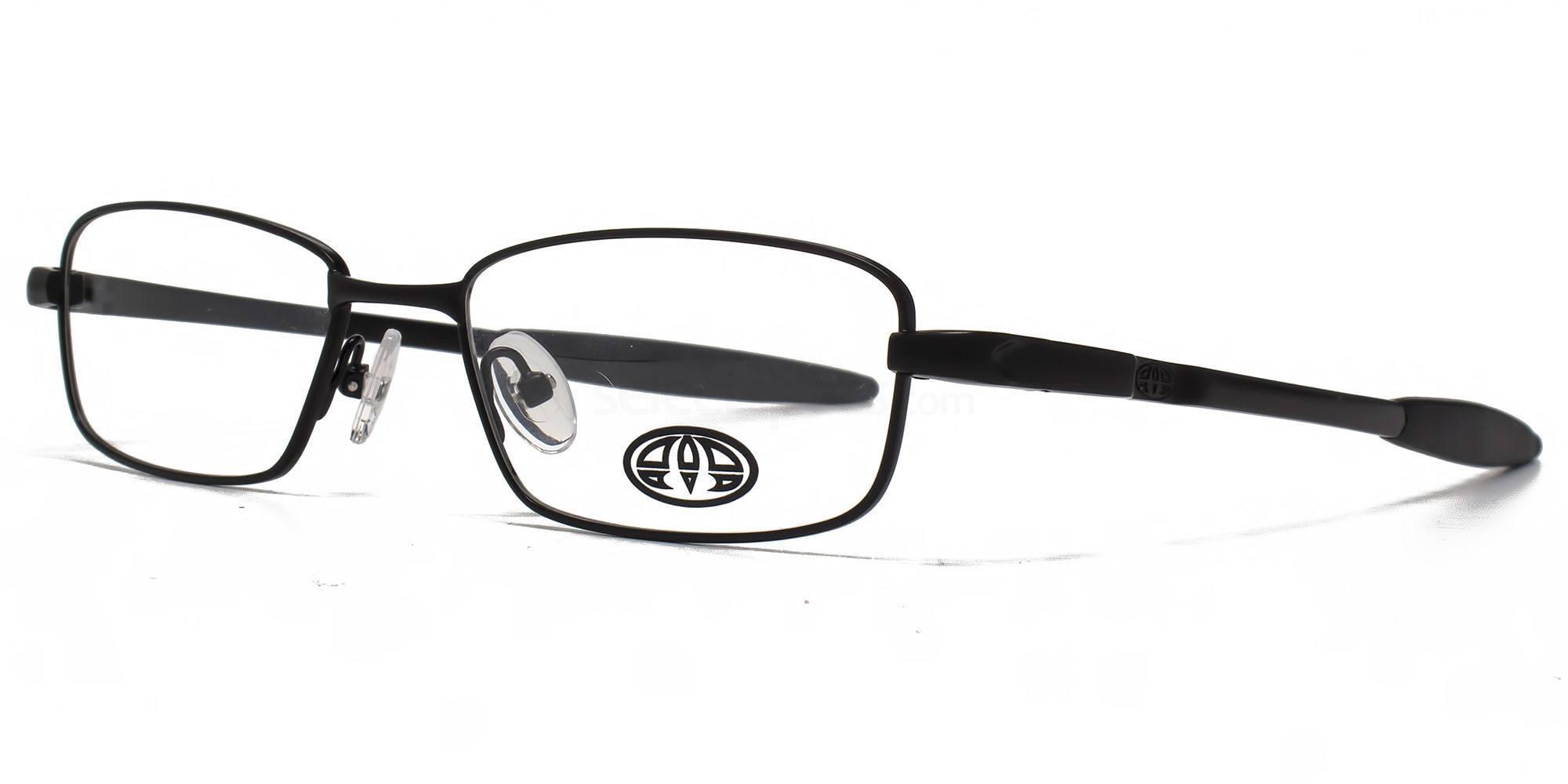 BLK ANIS009 - LAWTON Glasses, Animal