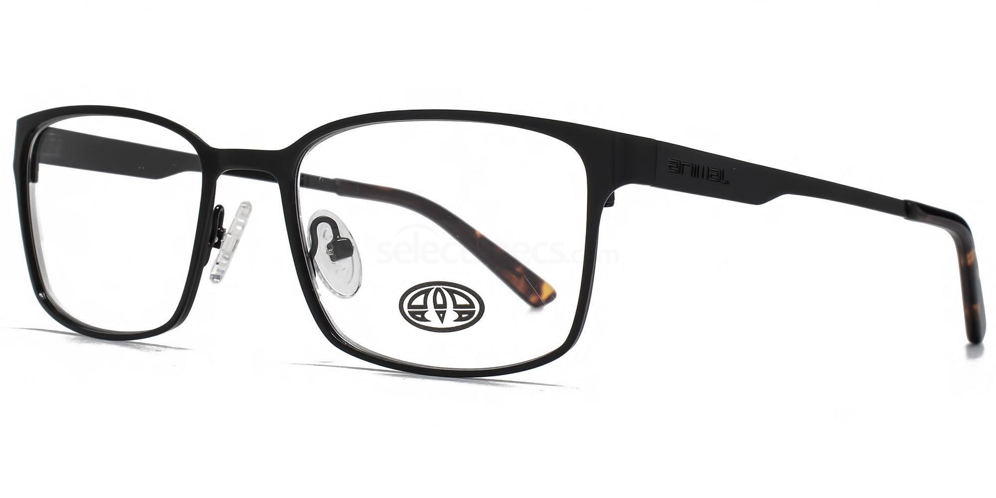 BLK ANIS012 - SIMMONDS Glasses, Animal