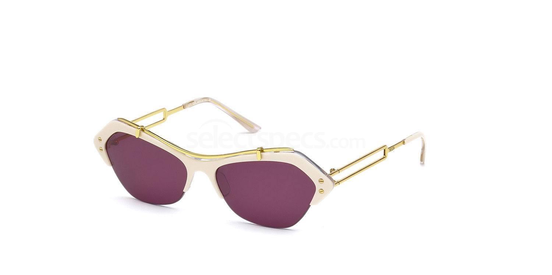 emelia clarke sunglasses style