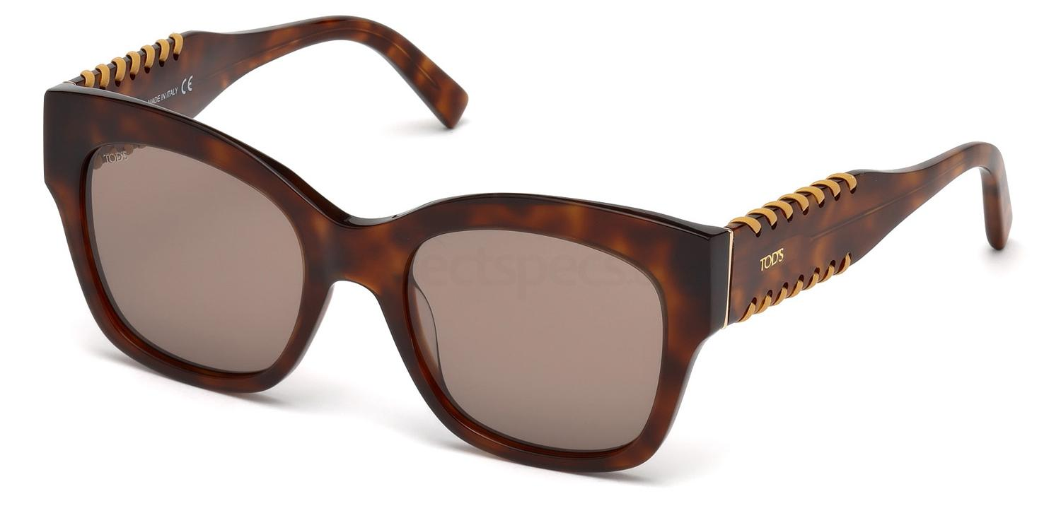 53E TO0193 Sunglasses, TODS