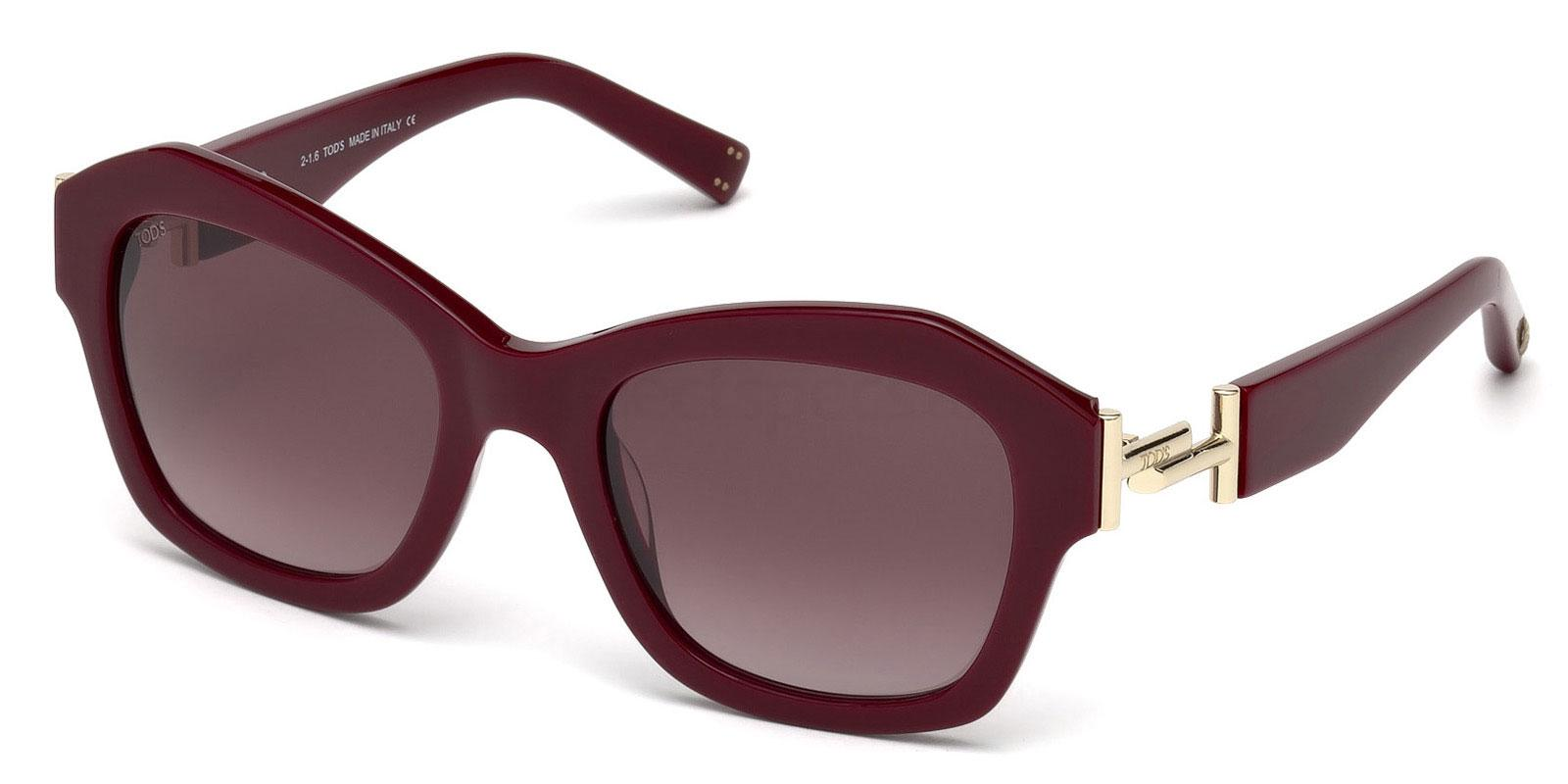 69T TO0195 Sunglasses, TODS