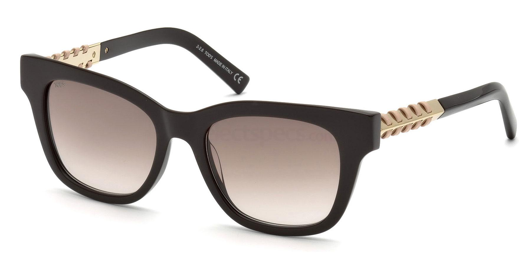 48F TO0200 Sunglasses, TODS