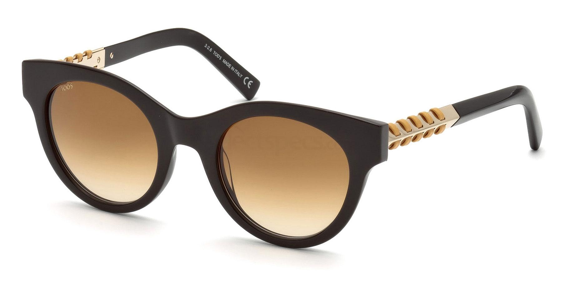 48F TO0201 Sunglasses, TODS