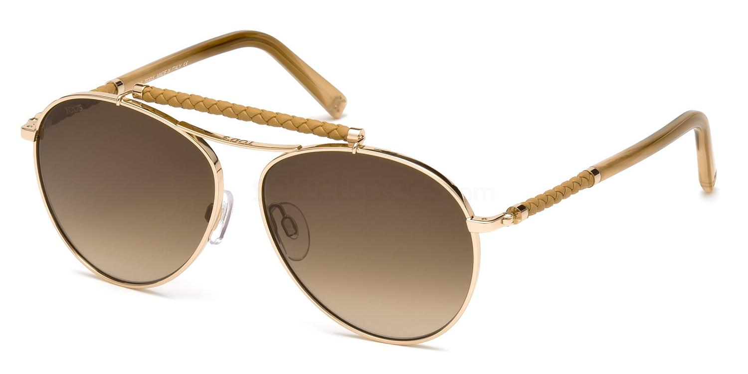 18N TO0204 Sunglasses, TODS