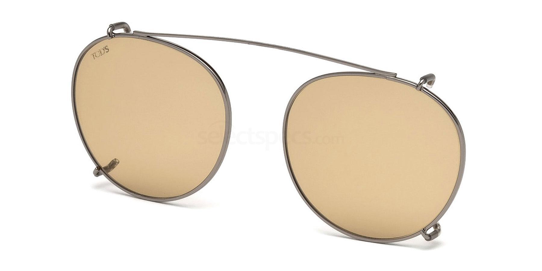 14E TO5169-CL Sunglasses, TODS