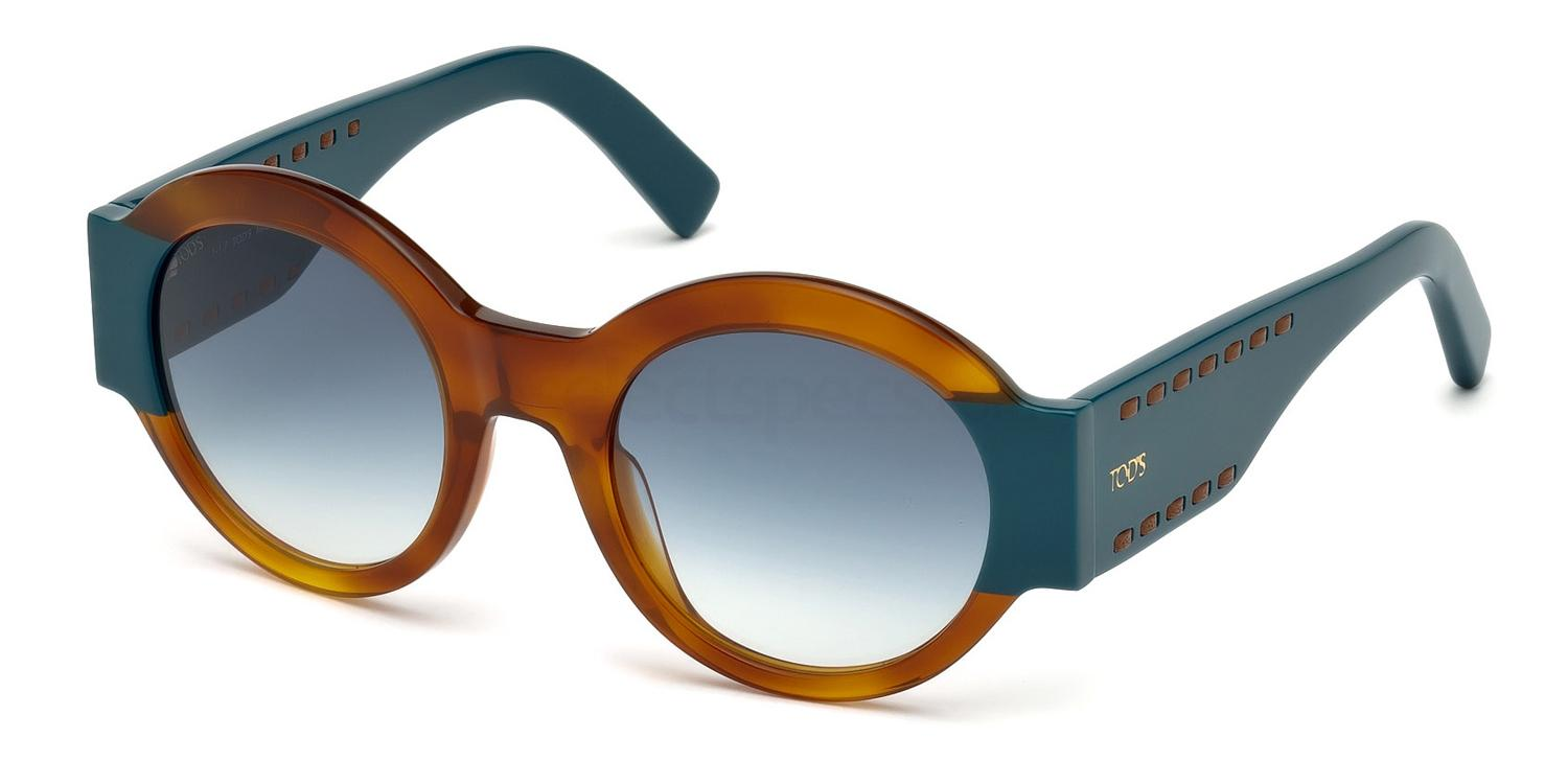 53W TO0212 Sunglasses, TODS