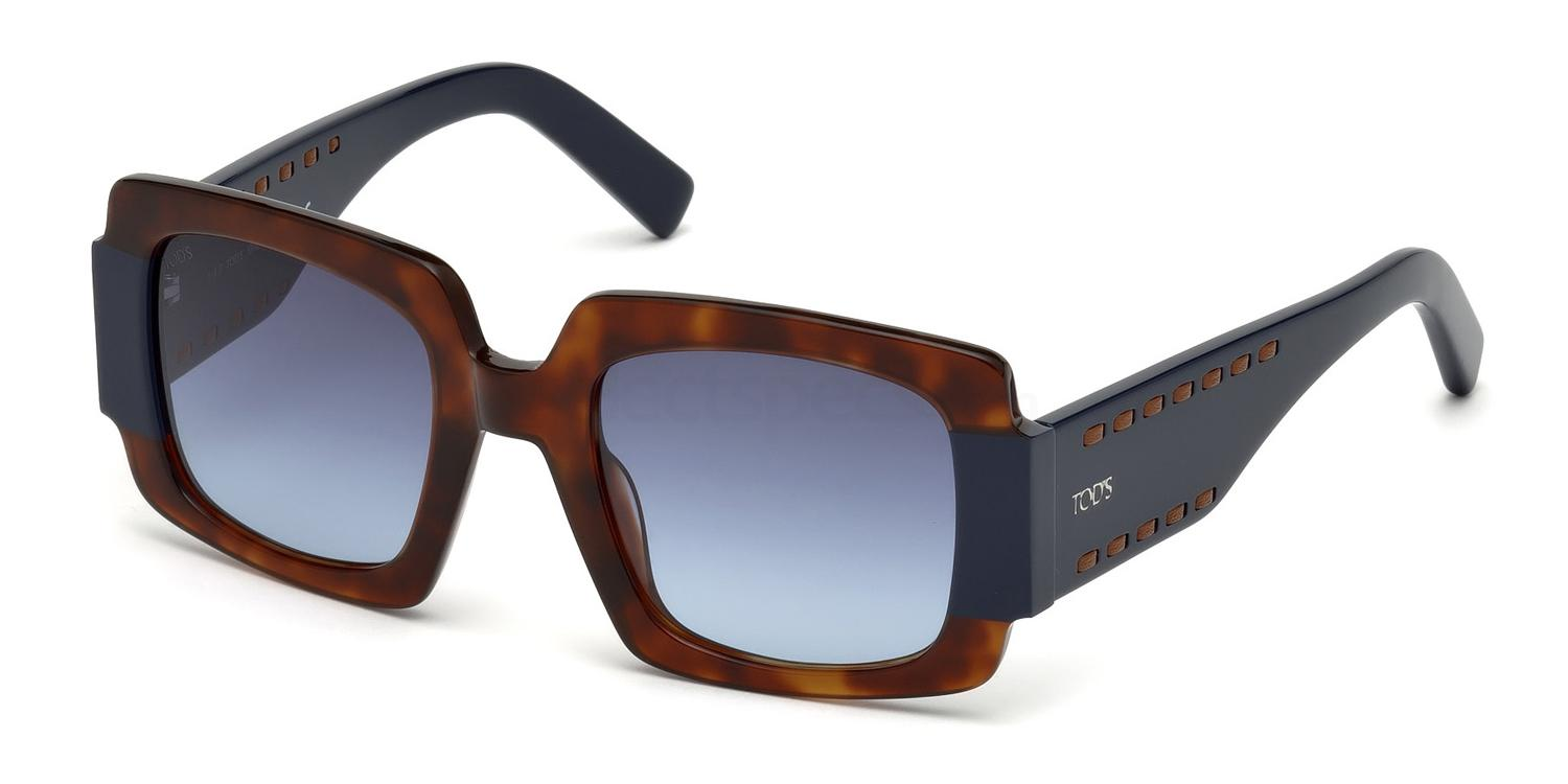 53W TO0213 Sunglasses, TODS