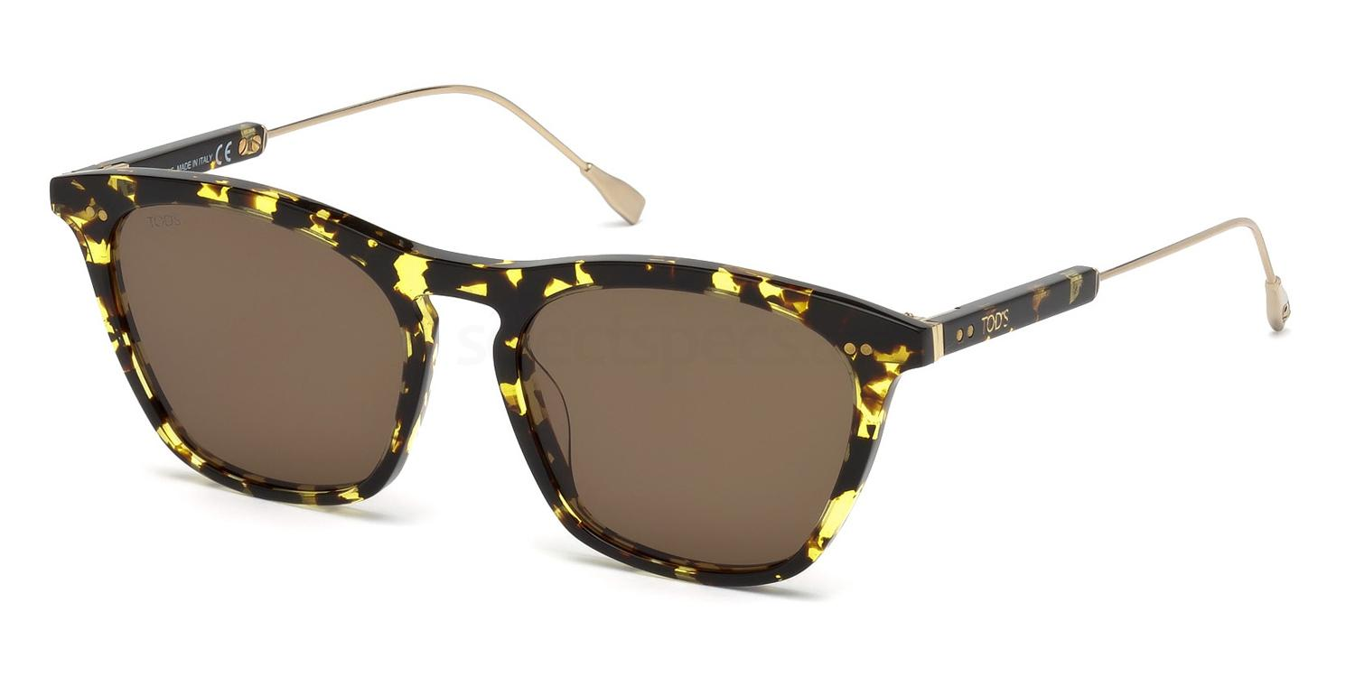 52E TO0215 Sunglasses, TODS
