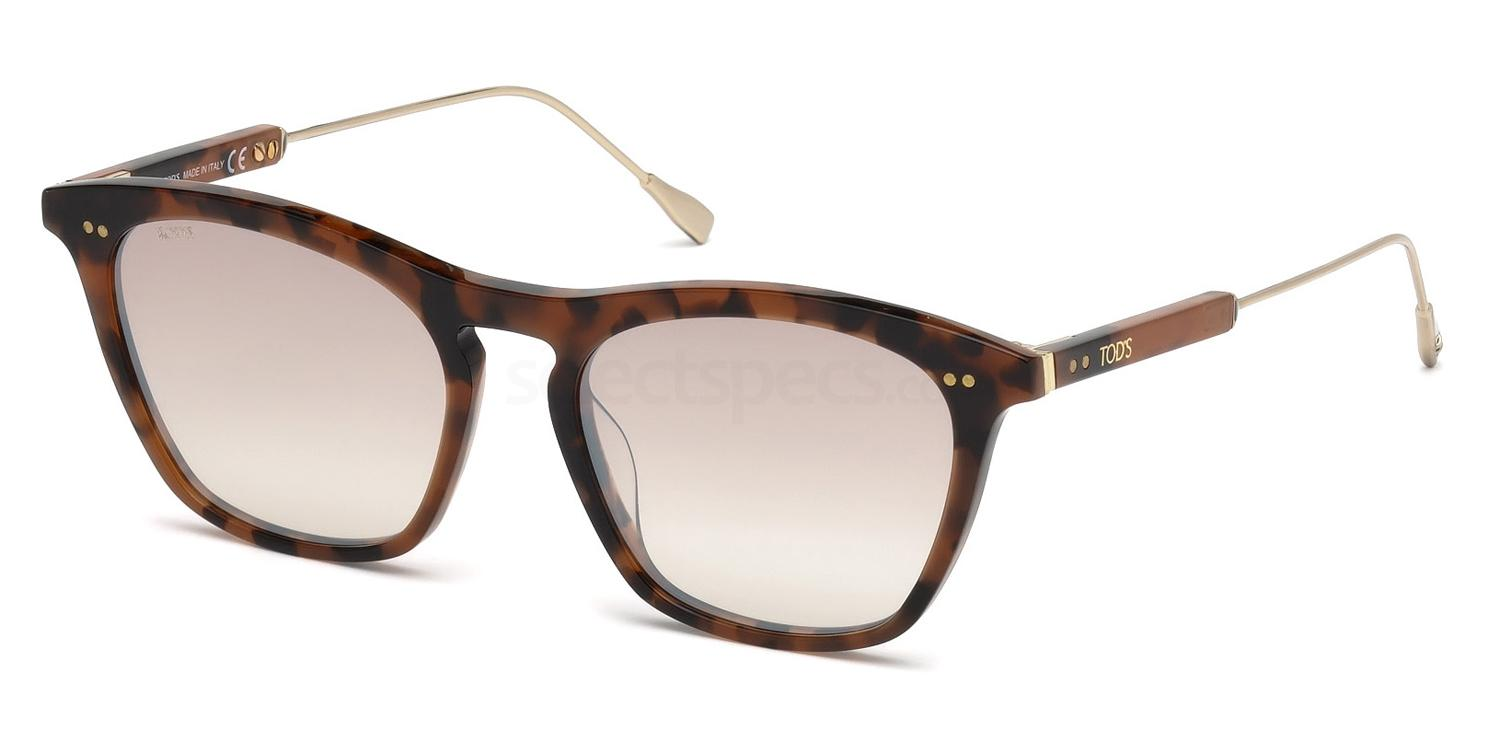 56G TO0215 Sunglasses, TODS