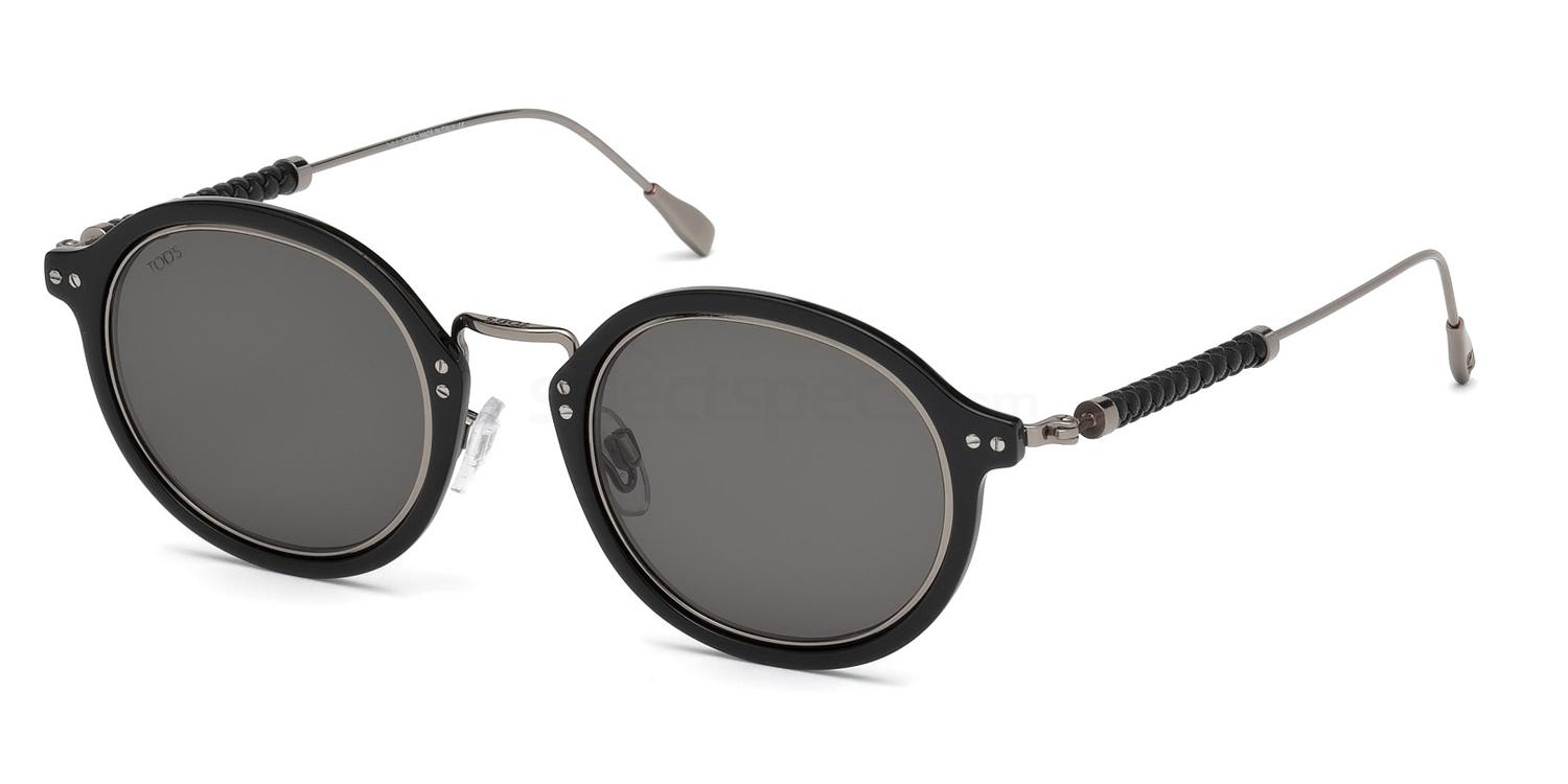 01D TO0217 Sunglasses, TODS