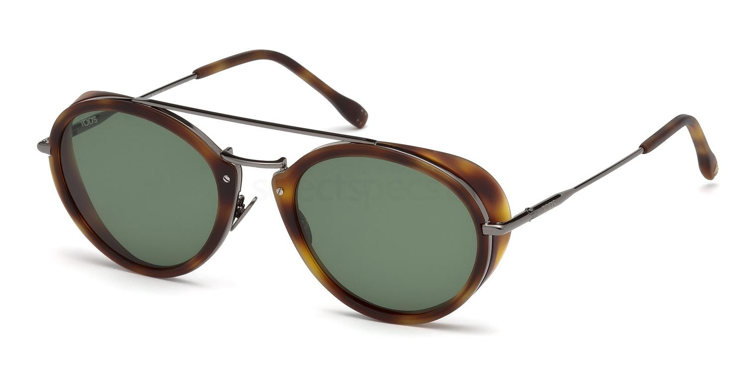 53N TO0220 Sunglasses, TODS