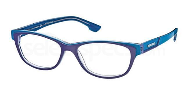 092 DL5012 Glasses, Diesel