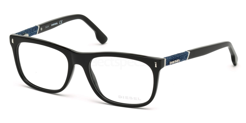 001 DL5157 Glasses, Diesel