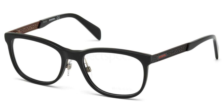 002 DL5162 Glasses, Diesel