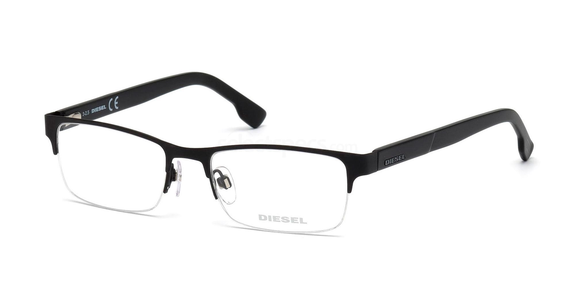 002 DL5202 Glasses, Diesel