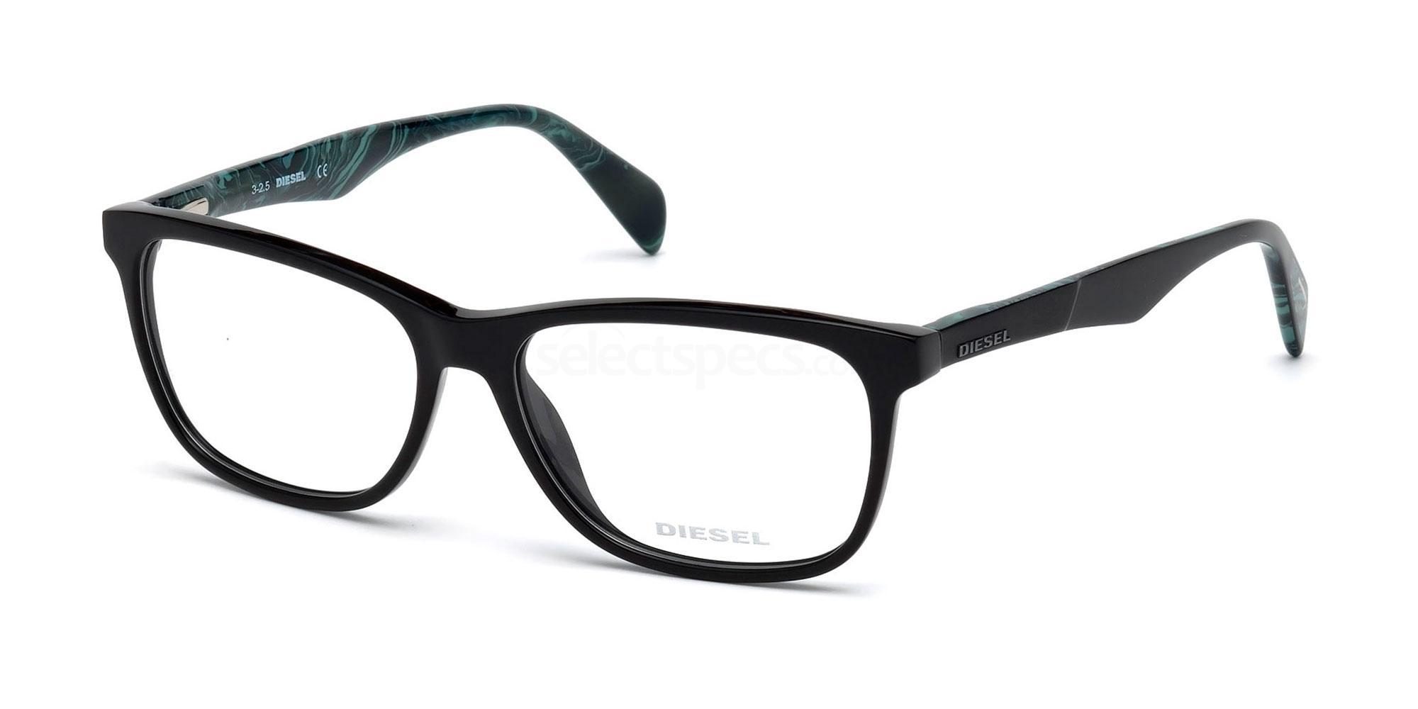 001 DL5208 Glasses, Diesel
