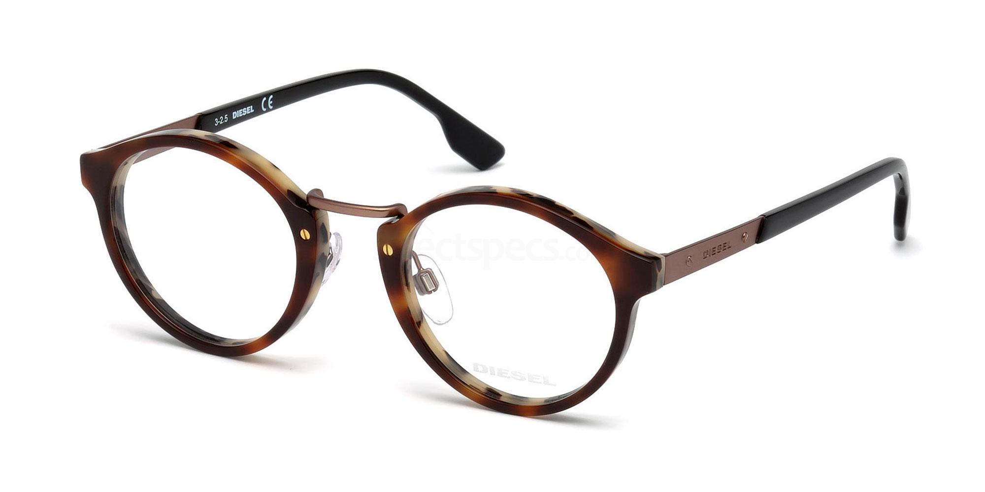 056 DL5216 Glasses, Diesel